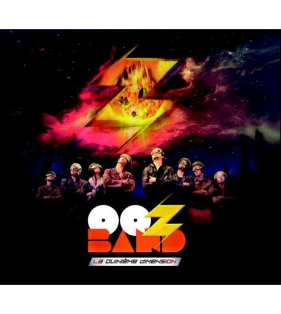 CD OOZ BAND - LA OUINIEME DIMENSION