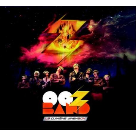CD OOZ BAND - LA OUINIEME DIMENSION