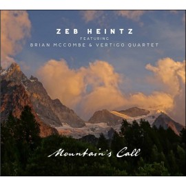 CD ZEB HEINTZ - MOUNTAIN'S CALL