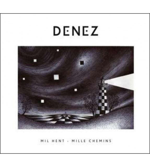 CD DENEZ - MIL HENT MILLE CHEMINS - DENEZ PRIGENT