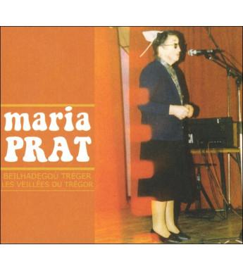 CD MARIA PRAT - BEILHADEGOÙ TREGER - Les veillées du Trégor