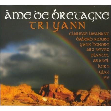 CD TRI YANN - ÂME DE BRETAGNE - 2 CD