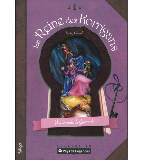 PAYS DE LÉGENDES- La Reine des Korrigans