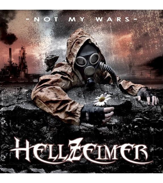 CD HELLZEIMER - NOT MY WARS