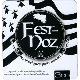 CD LES MEILLEURES MUSIQUES DE FEST-NOZ DE BRETAGNE