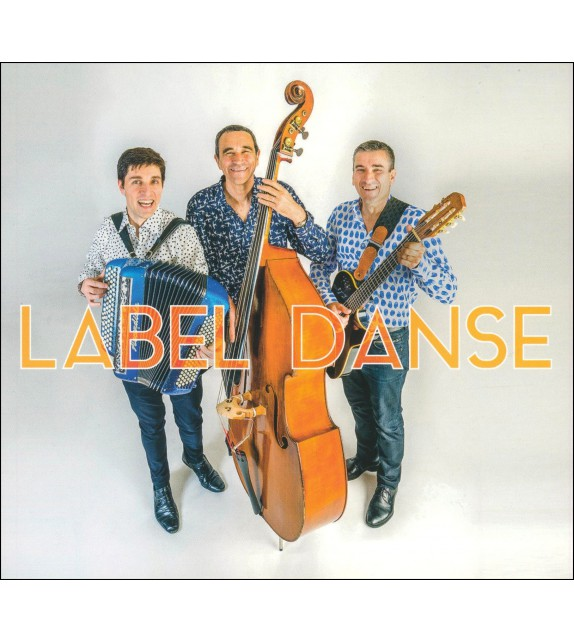 CD LABEL DANSE