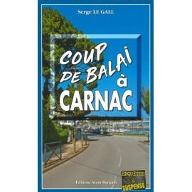 COUP DE BALAI À CARNAC