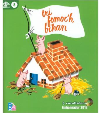 TRI FEMOC'H BIHAN + CD inclus