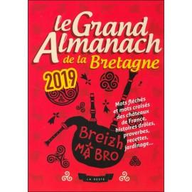 LE GRAND ALMANACH DE LA BRETAGNE 2019