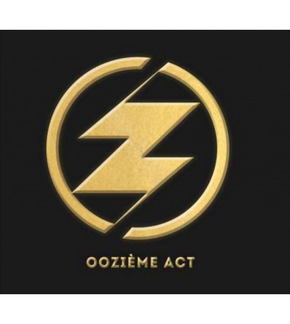 CD OOZ BAND - OOZIEME ACT