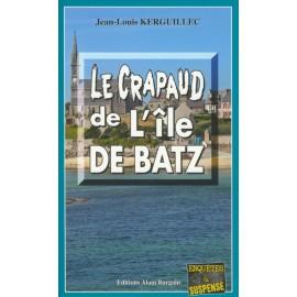 LE CRAPAUD DE L'ILE DE BATZ