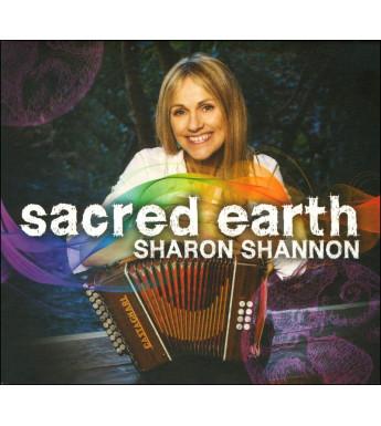 CD SHARON SHANNON - SACRED EARTH
