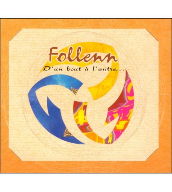 CD FOLLEN - D'UN BOUT A L'AUTRE
