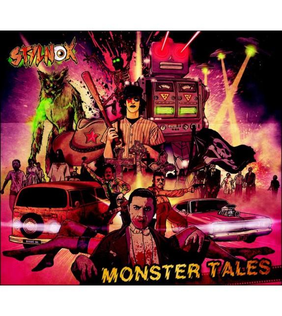 CD STYLNOX - Monster tales