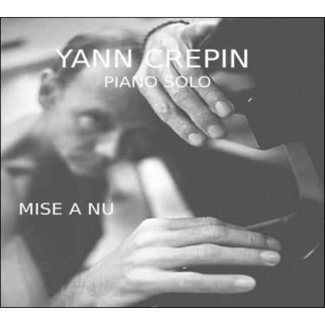CD YANN CRÉPIN - Mise à nu