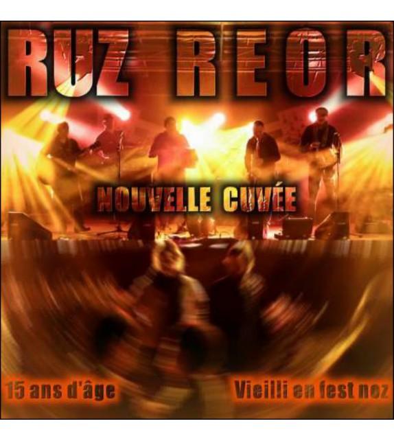 CD RUZ REOR - Nouvelle cuvée'