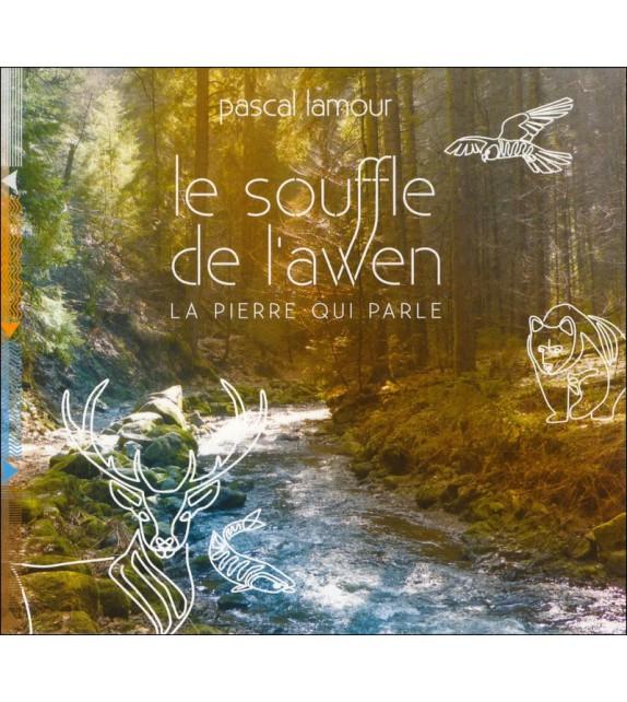 CD PASCAL LAMOUR - Le souffle de l'awen - la pierre qui parle