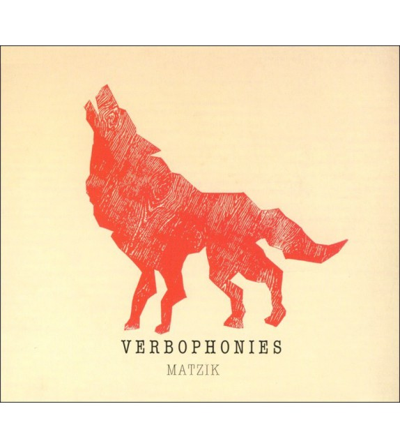 CD MATZIK - Verbophonies