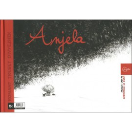 ANJELA - ROMAN GRAPHIQUE BILINGUE