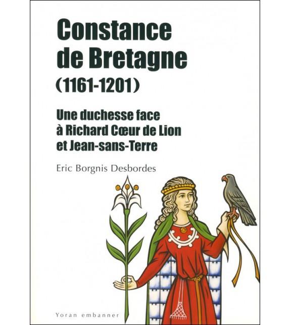 CONSTANCE DE BRETAGNE (1161-1201)