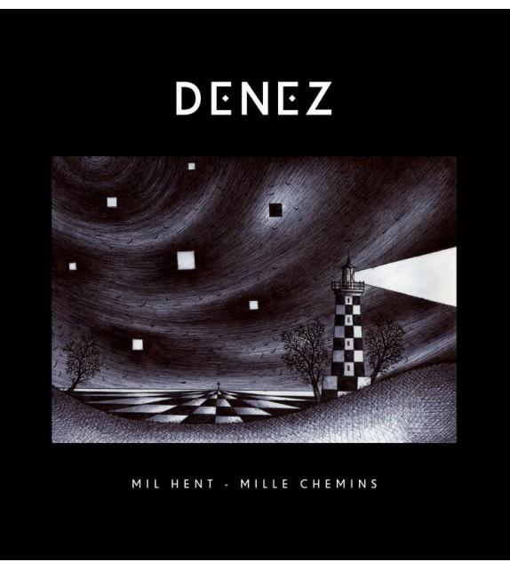 VINYLE DENEZ - MIL HENT MILLE CHEMINS (double vynil)