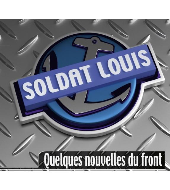 VINYLE SOLDAT LOUIS - QUELQUES NOUVELLES DU FRONT