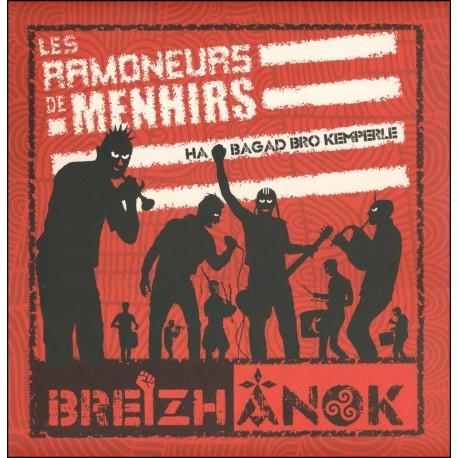 VINYLE LES RAMONEURS DE MENHIRS - BREIZH ANOK