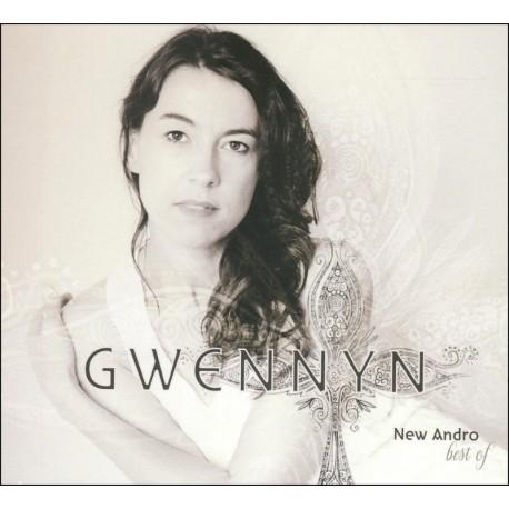 CD GWENNYN - New Andro (Best of Gwennyn)