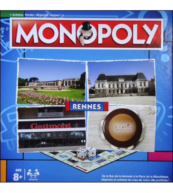 MONOPOLY RENNES