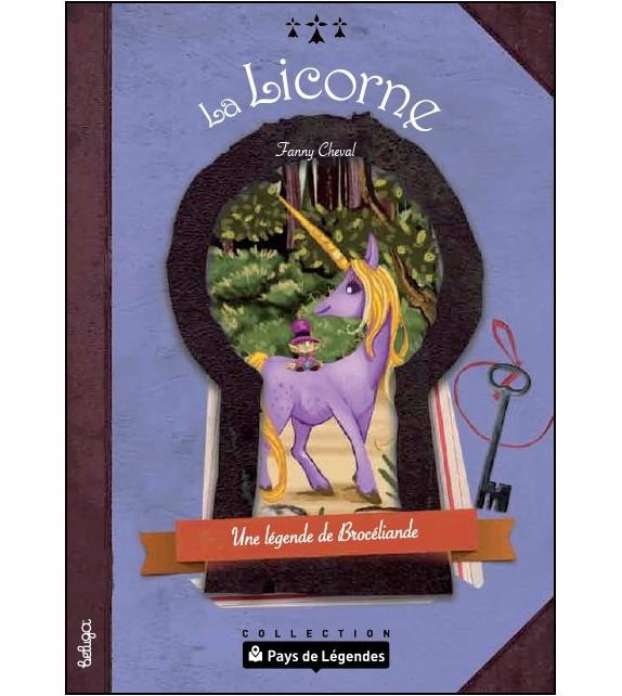 PAYS DE LÉGENDES - La Licorne
