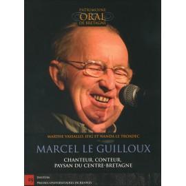 MARCEL LE GUILLOUX (livre + CD)