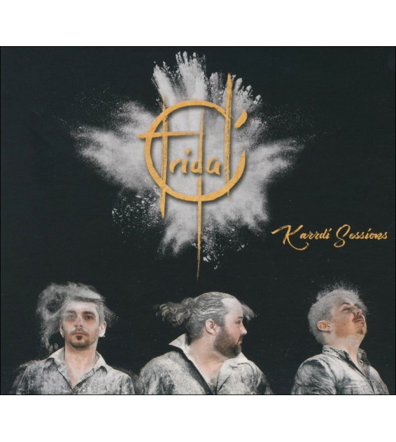 CD O'TRIDAL - Karrdi Sessions
