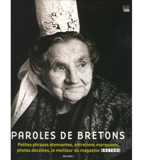 PAROLES DE BRETONS VOL.2