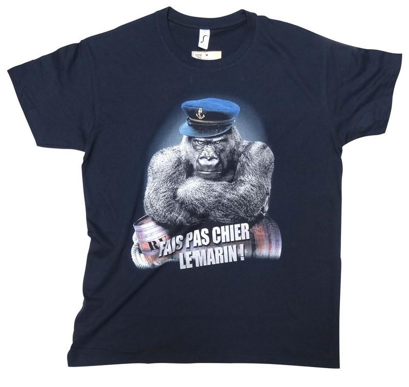 42470a677156f Tee-shirt Gorille