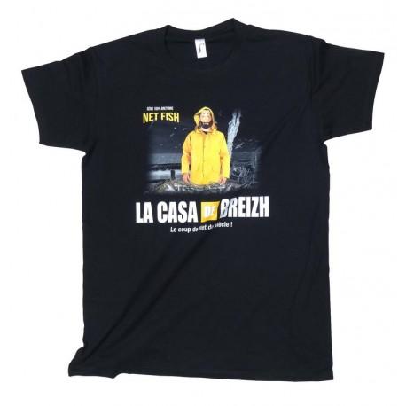 TEE SHIRT CASA DE BREIZH