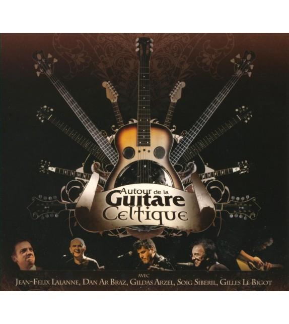 CD AUTOUR DE LA GUITARE CELTIQUE