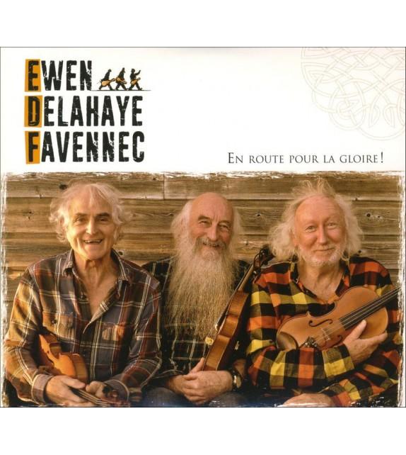 CD EWEN DELAHAYE FAVENNEC - En route pour la gloire