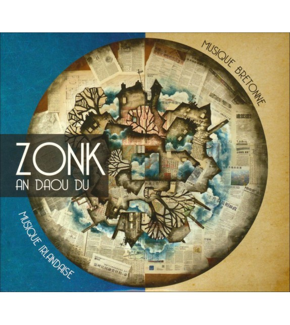 CD ZONK - An Daou Du (Double album)