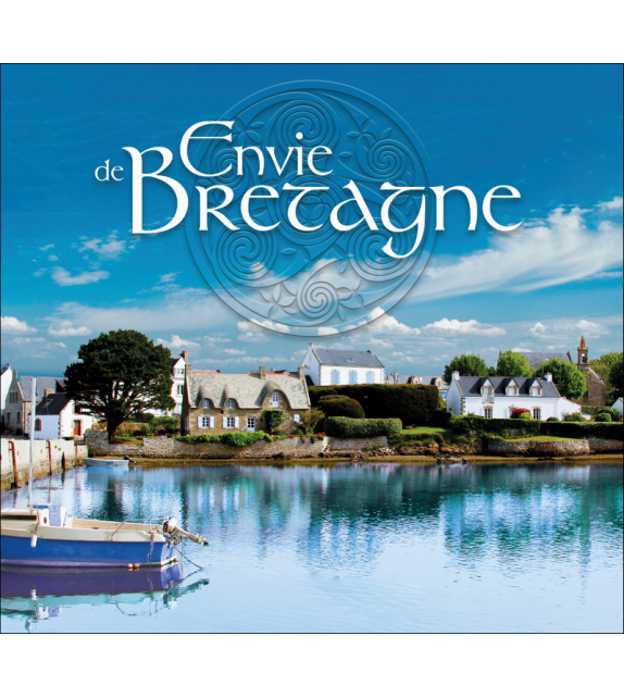 CD ENVIE DE BRETAGNE - Compilation