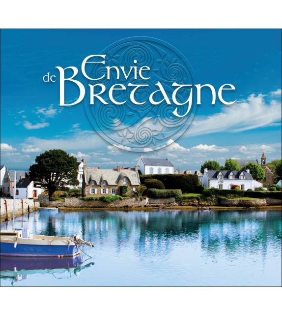 CD ENVIE DE BRETAGNE - Compilation