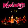CD KORRIGANED - Live