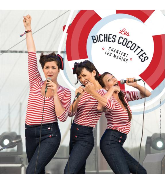 CD LES BICHES COCOTTES - Chantent les marins