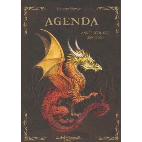 AGENDA SCOLAIRE DRAGONS 2019-2020