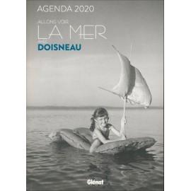 AGENDA 2020 - ALLONS VOIR LA MER AVEC DOISNEAU (grand format)
