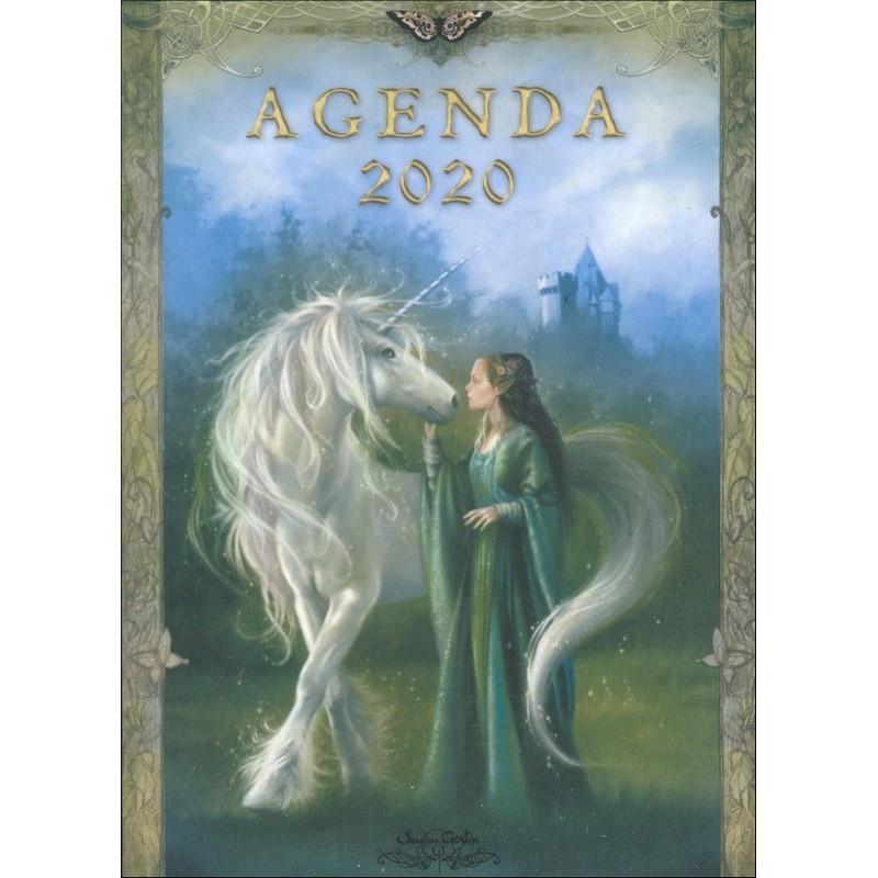 Calendrier 202016 A Imprimer.Agenda 2020 Les Fees