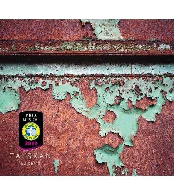 CD TALSKAN - Au Carré