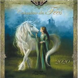 CALENDRIER 2020 - LES FÉES