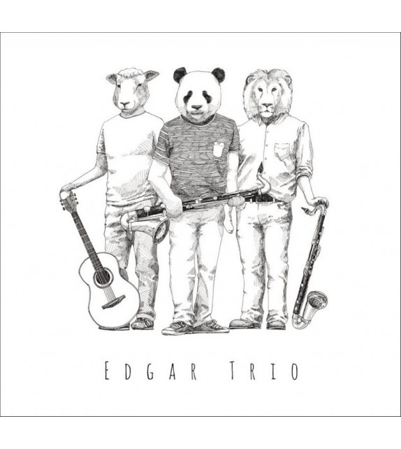 CD EDGAR TRIO
