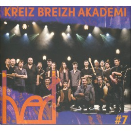CD KREIZ BREIZH AKADEMI 7 - Hed