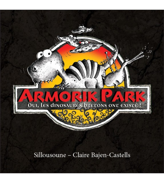 ARMORIK PARK - Oui, les dinosaures bretons ont existé !